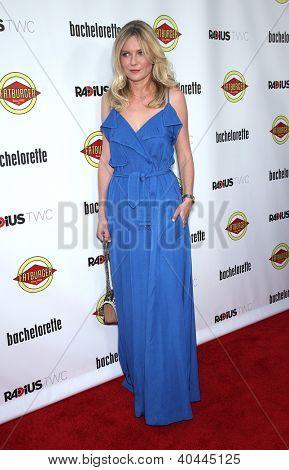 "LOS ANGELES - AUG 23:  Kirsten Dunst ""Bachelorette"" Los Angeles Premiere  on August 23, 2012 in Hollywood, CA"