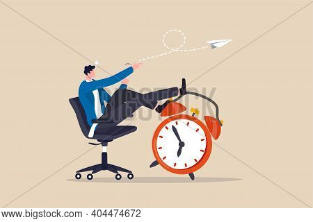Productivity And Efficiency In Work, Procrastination Or Time Management Or Project Deadline, Best Pe