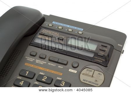 Part Of Office Phone