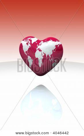 Herzensweltrot
