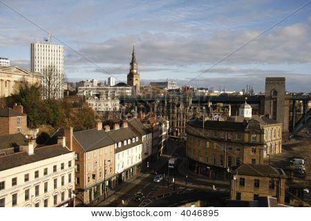 View Of Newcastle Upon Tyne