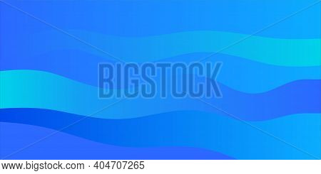 Abstract Background With Dynamic Effect. Modern Pattern. Vector Illustration For Design. Blue Backgr
