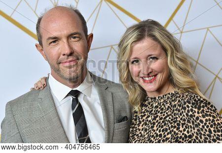 LOS ANGELES - SEP 21:  Eric Lange arrives for Showtime Celebrates Emmy Eve on September 21, 2019 in West Hollywood, CA