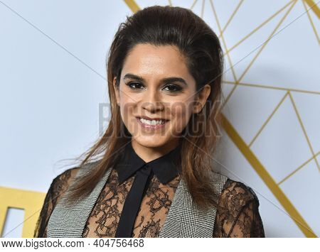 LOS ANGELES - SEP 21:  Sepideh Moafi arrives for Showtime Celebrates Emmy Eve on September 21, 2019 in West Hollywood, CA