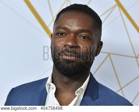 LOS ANGELES - SEP 21:  David Oyelowo arrives for Showtime Celebrates Emmy Eve on September 21, 2019 in West Hollywood, CA