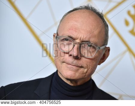 LOS ANGELES - SEP 21:  Michael Tolkin arrives for Showtime Celebrates Emmy Eve on September 21, 2019 in West Hollywood, CA