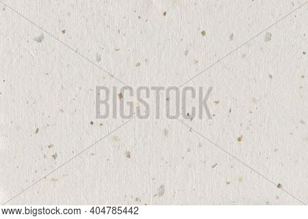 Natural Decorative Recycled Spotted Beige Grey Taupe Tan Brown Spots Paper, Horizontal Texture Backg