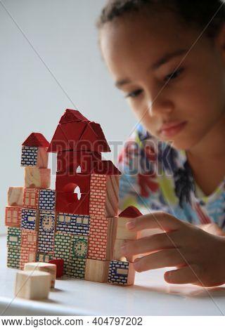 Child Building Block