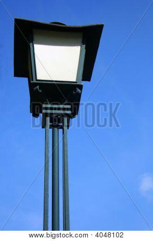 Lamppost In Guimaraes