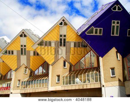 Rotterdam Rombic Houses