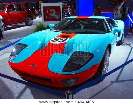 Ford Gt Super Car