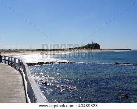 Nobbys Beach Newcastle NSW Australia