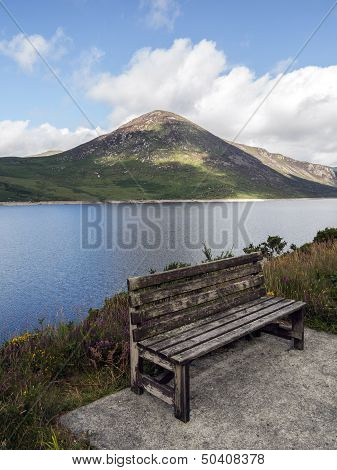 Silent Valley Bench