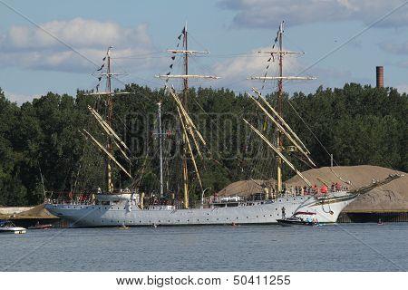 Sorlandet - Tall Ship