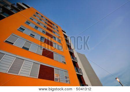 New Building For Habitation
