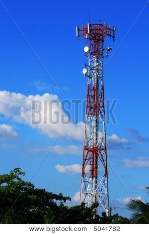 Telecommunications Antenna