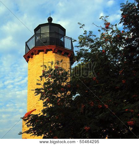 McGulpin Point Lighhouse