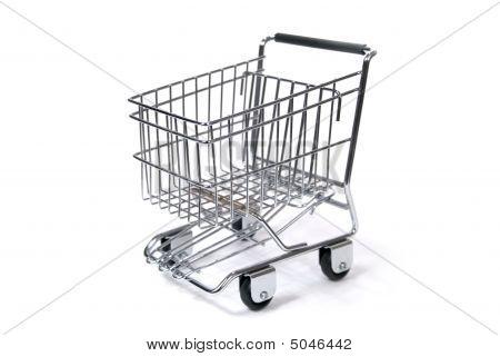 Mini carro de compras