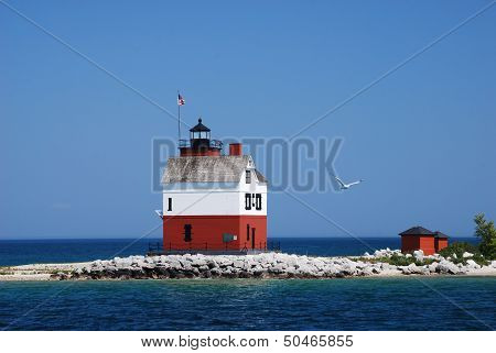 Round Island Lighthouse