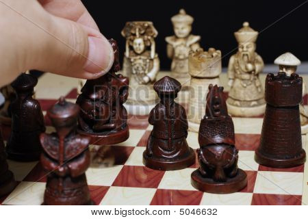 Chess, Chinese-style