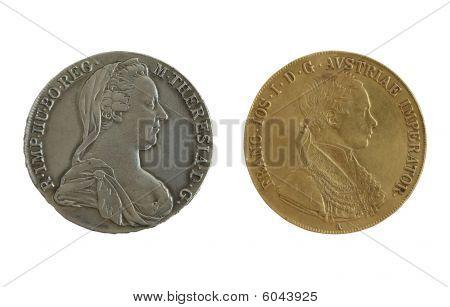 Ancient Austria coins