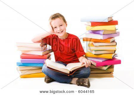 Reading Boy