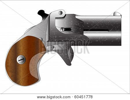 Derringer Pistol