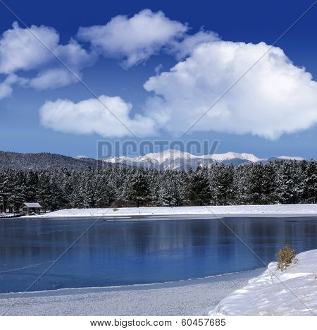 Monte Verde Lake, Angel Fire, New Mexico