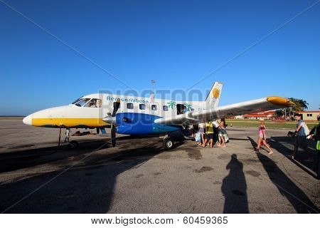 Aerocaribbean Airlines