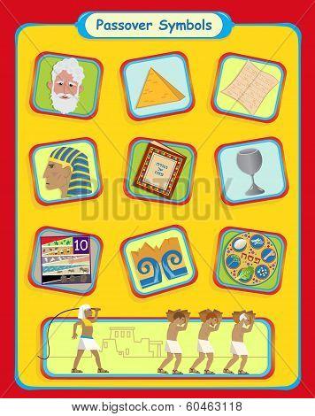 Passover Symbols