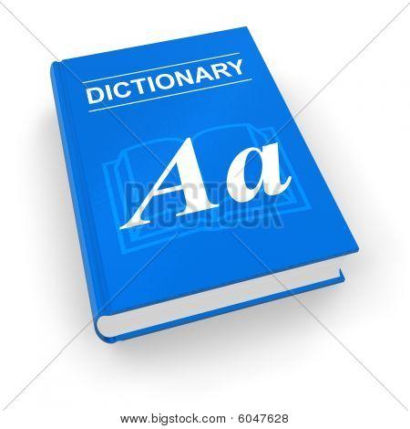 Blue dictionary