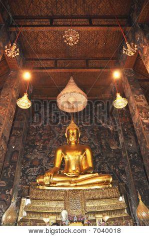 Grand Buddha Gold Hall