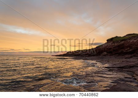 Cavendish Beach In The Morning