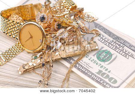 oro per contanti
