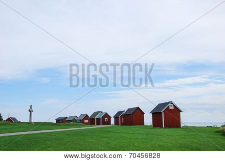 Fishermens Traditional Cabins