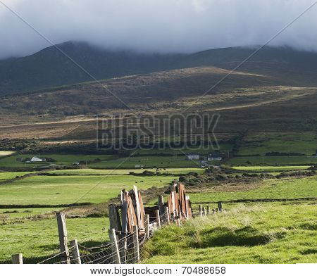 Rural Ireland Landscape