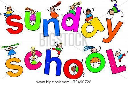 Sunday School Kids