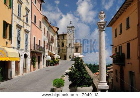 Tuscan Mountain Village