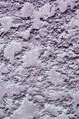 Surface of purple roughness for the art background. poster