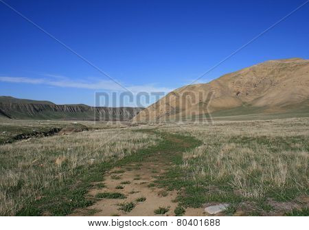 Sam Emigdio Canyon