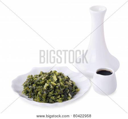 Allium Ursinum - Tasty Appetizer