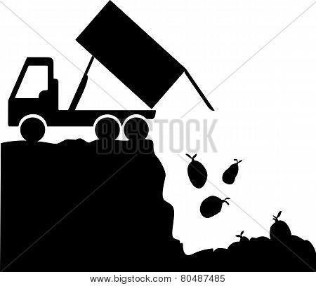 Rubbish Disposal Site