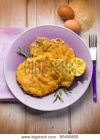 milanese cutlet traditional italian recipe