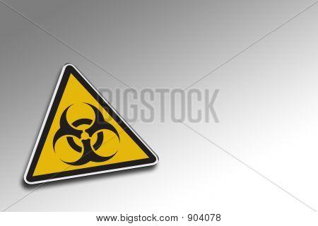 Warning Biohazard