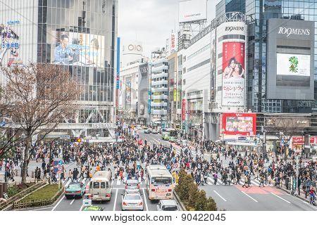 Tokyo, Shibuya District