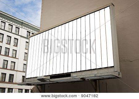 Blank Rotating Billboard