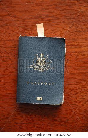Austrailian Passport