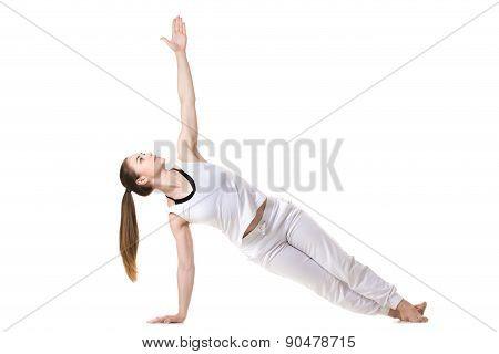 Yoga Side Plank Pose