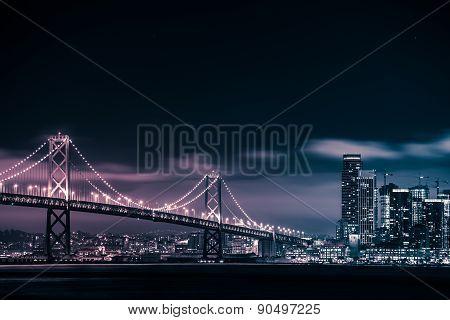 San Francisco Oakland Bridge