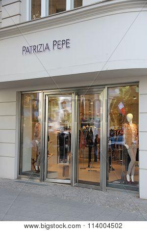 Patrizia Pepe Shop